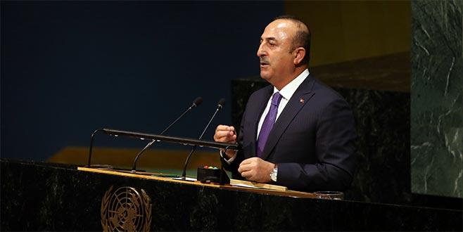 Dışişleri Bakanı Çavuşoğlu: Büyük memnuniyet duyuyoruz