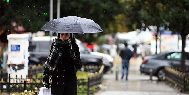 Marmara Bölgesi yeni soğuk havanın etkisine giriyor