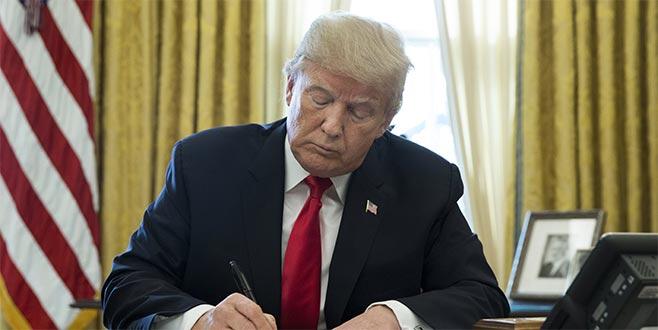 Trump'tan 1,5 trilyon dolarlık imza