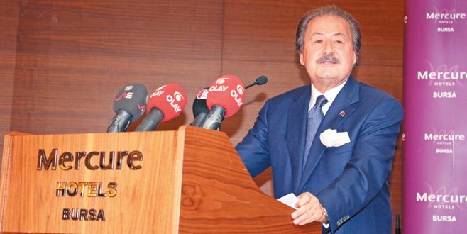 Çağlar'dan Bursa'ya özel üniversite müjdesi