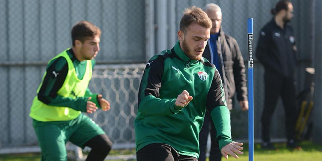 Bursaspor, Gençlerbirliği maçına hazır