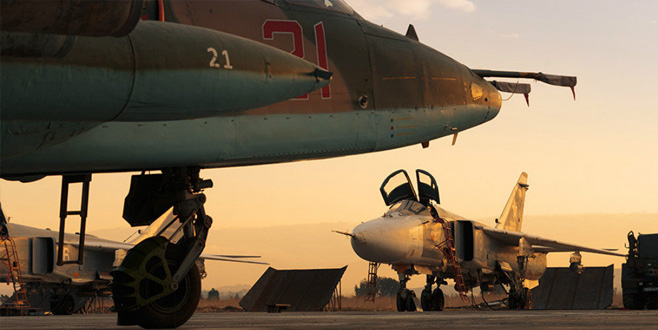 Rusya resmen duyurdu: Suriye'de…