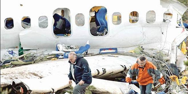 Atlasjet kazasıyla ilgili 5 dakikalık ses kaydı ortaya çıktı