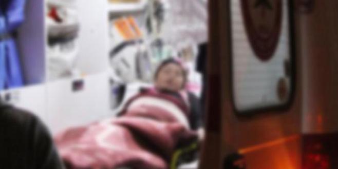 Karın ağrısı şikayetiyle hastaneye giden 15 yaşındaki 2 kız çocuğu hamile çıktı
