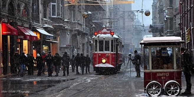 İstanbul onu özlemişti…