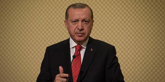 Cumhurbaşkanı Erdoğan'dan ABD ve İsrail'e Kudüs uyarısı