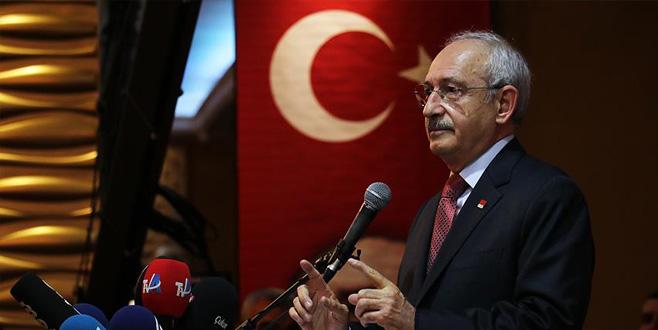 Kılıçdaroğlu'ndan parti içine sert mesaj