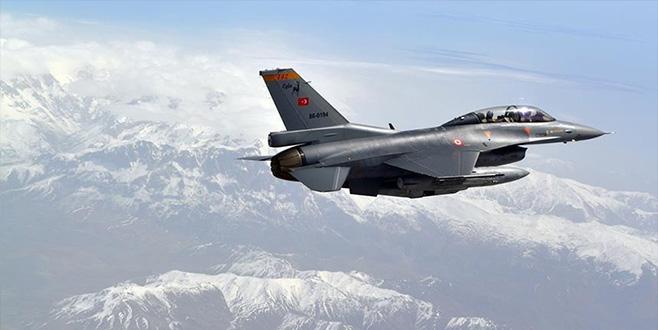 TSK'dan Irak'ın kuzeyine hava harekatı: 4 terörist etkisiz hale getirildi