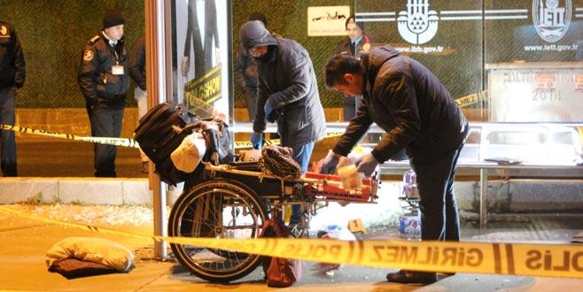 Sabaha karşı korkunç cinayet! Sokakta yaşam mücadelesi veriyordu…