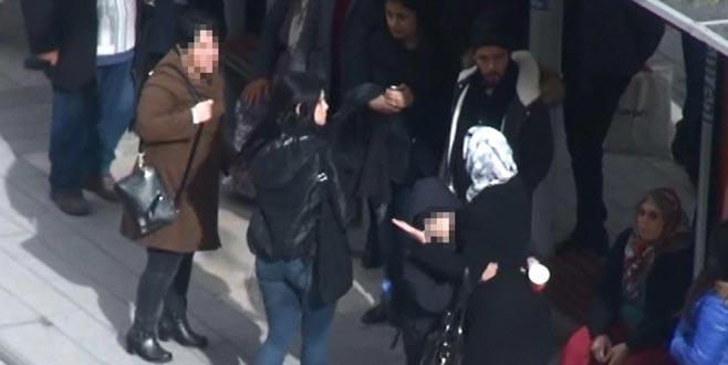 Çocuğa sözlü şiddet 2 kadın arasında tartışma çıkardı