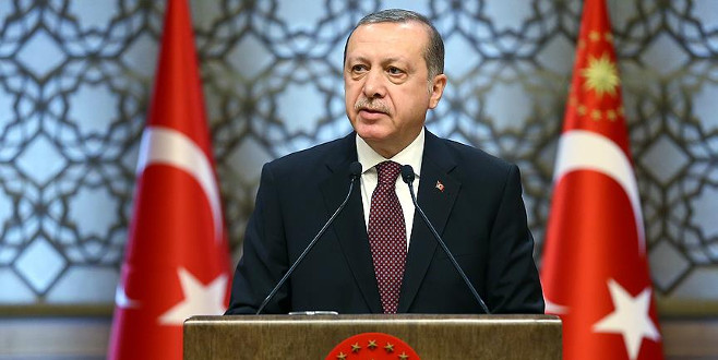Cumhurbaşkanı Erdoğan'dan yeni yıl mesajı