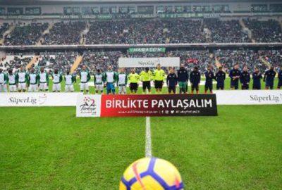 Bursaspor 0-3 M. Başakşehir