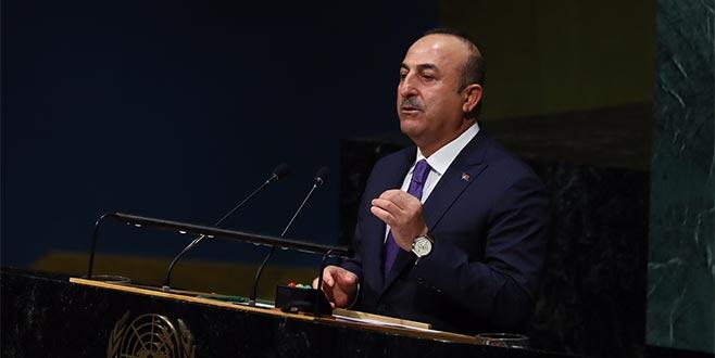 Çavuşoğlu'dan 'İdlib' açıklaması
