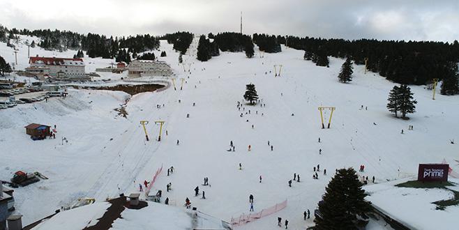 Uludağ'da kış şenliği ertelendi