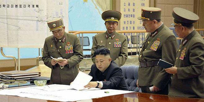 Kim'den yeni yıl mesajında ABD'ye 'nükleer' tehdit