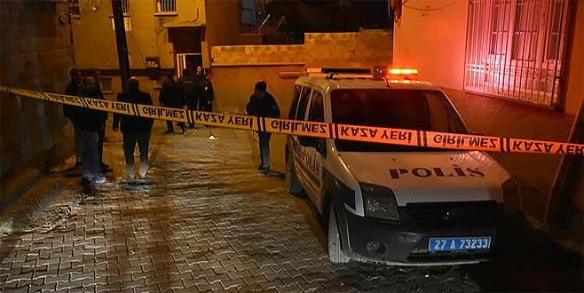 Operasyona hazırlanan ekiplere av tüfeğiyle ateş edildi: 1 polis yaralı