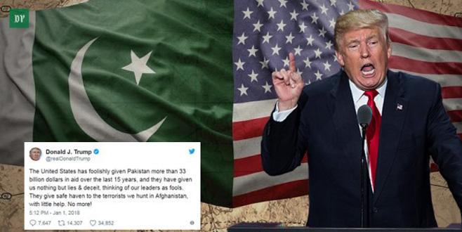 ABD'den Pakistan'a suçlama