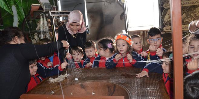Bursa müzelerine750 bin ziyaret