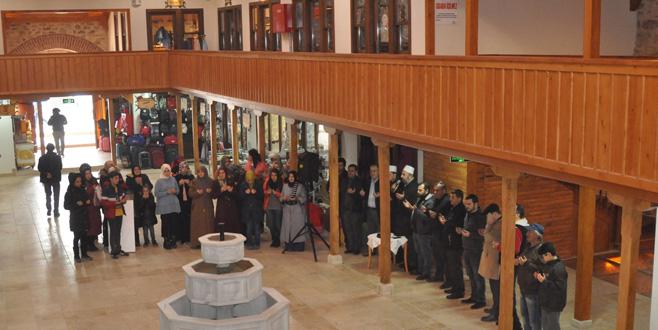 Tarihi han esnafı haftaya duayla başlıyor
