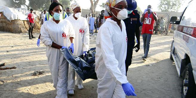 Nijerya'da camiyebombalı saldırı