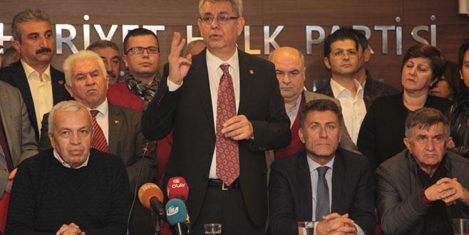 CHP'li Akkuş: 'Bursa'yı biz yönetiriz'
