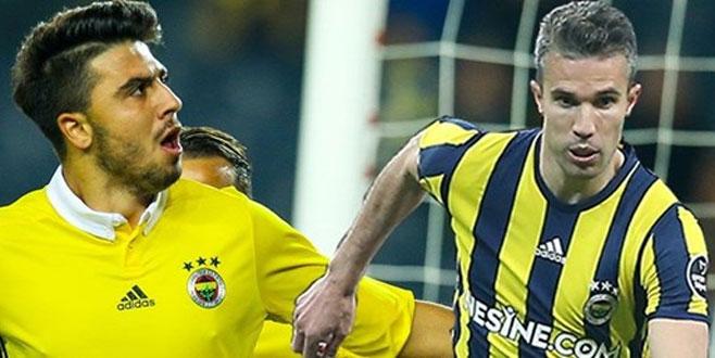 Fenerbahçe'de 2 kadro dışı