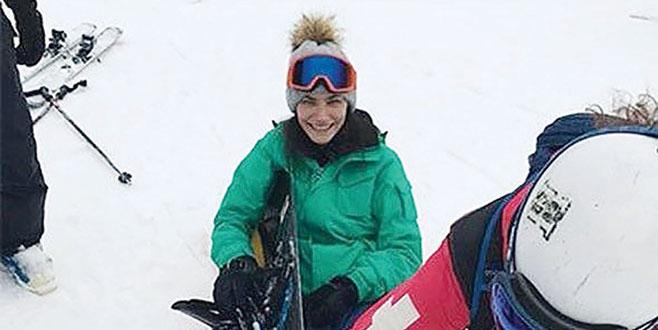 Snowboard yaramadı