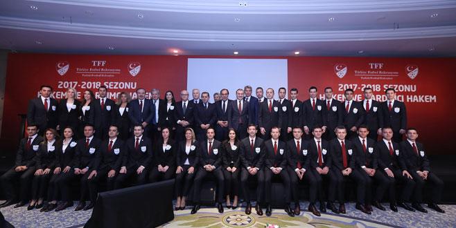 Antalya'da futbol zirvesi