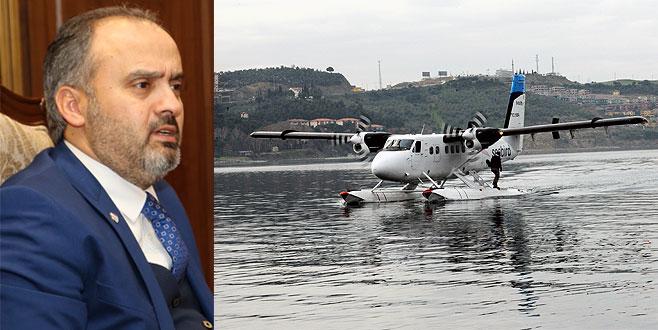 Aktaş açıkladı: Uçak seferleri neden kalktı?