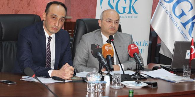 Bursa'da 50 bin kadrobaşvurusu bekleniyor
