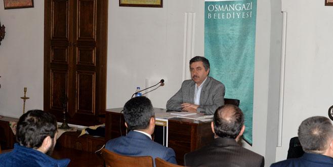 Osmanlı vakıf kültürü Bursa'da anlatıldı