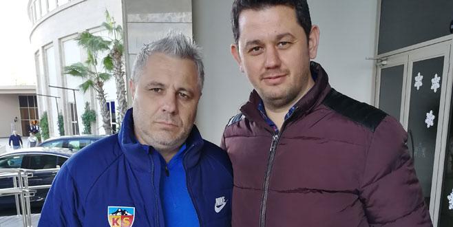 'Bursaspor ligin kaderini belirler'