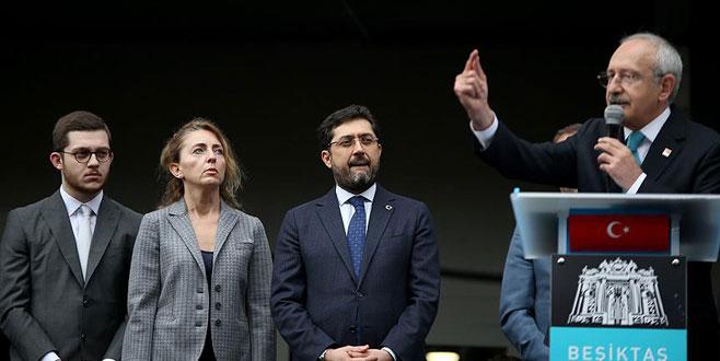 'İstanbul'a ihanet edenleri tek tek açıklayacağız'