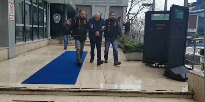 Bursa'da akraba dehşeti