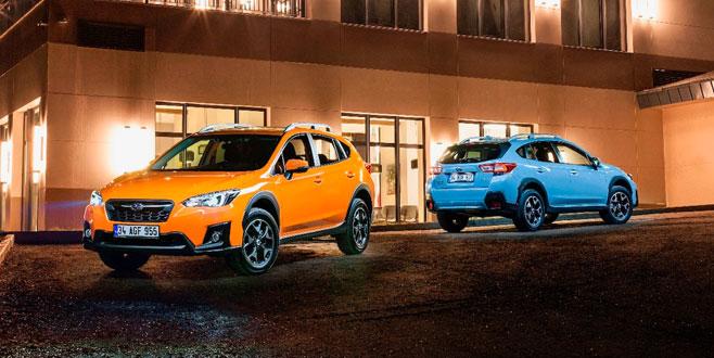 Subaru 2017'de de ödülleri topladı