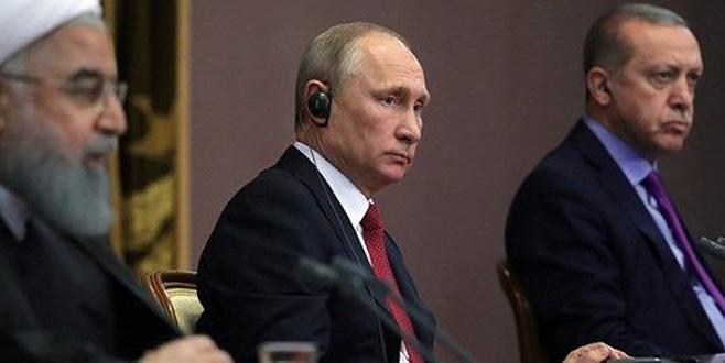 Kremlin'den üçlü zirve açıklaması
