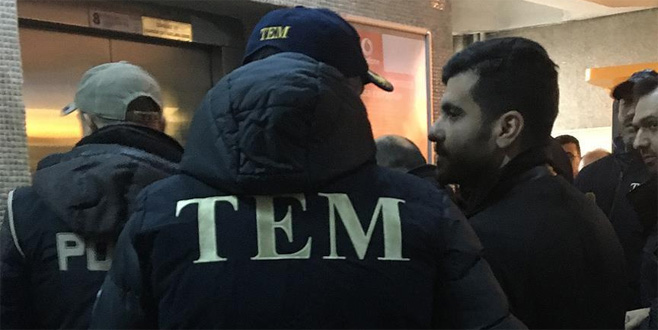 Burak Akın'ın ifadesinde adı geçen yüzbaşı tutuklandı