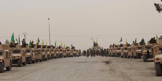 ABD'den YPG ordusu açıklaması
