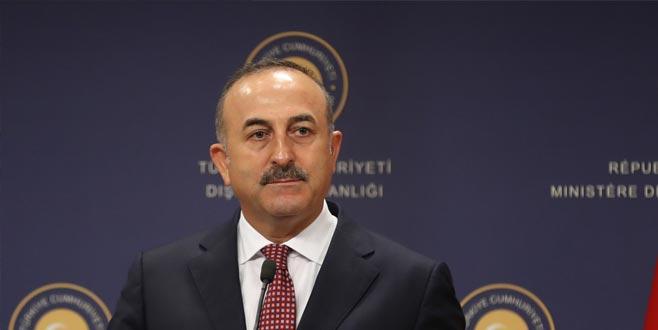 Dışişleri Bakanı Çavuşoğlu: ABD'nin tarafını belli etmesi lazım
