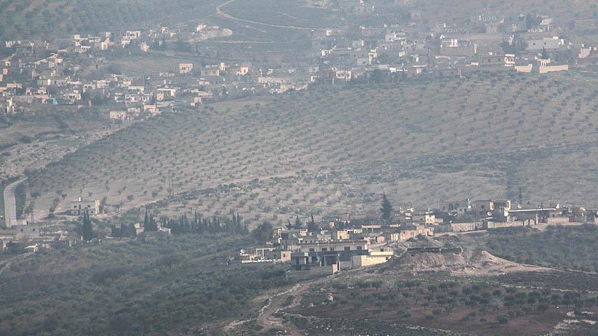 Siviller Afrin'i terk ediyor