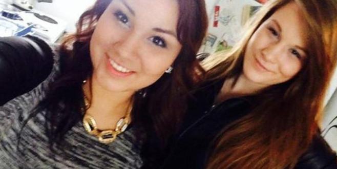 Beraber çektikleri selfie katili yakalattı
