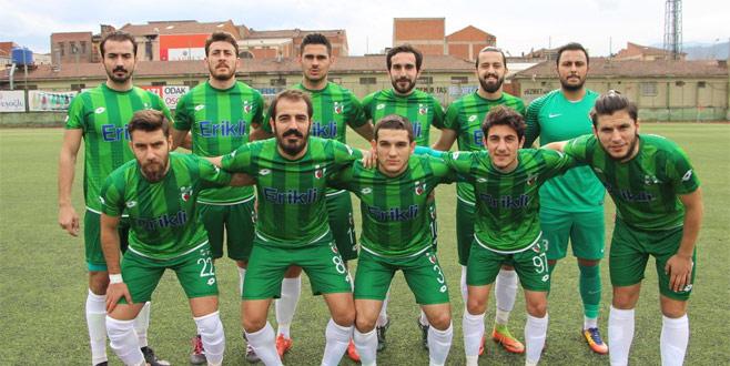 Bursa derbisi Kestel'in! 1-0
