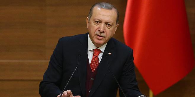 Cumhurbaşkanı Erdoğan: Oyunu boza boza temizleyeceğiz