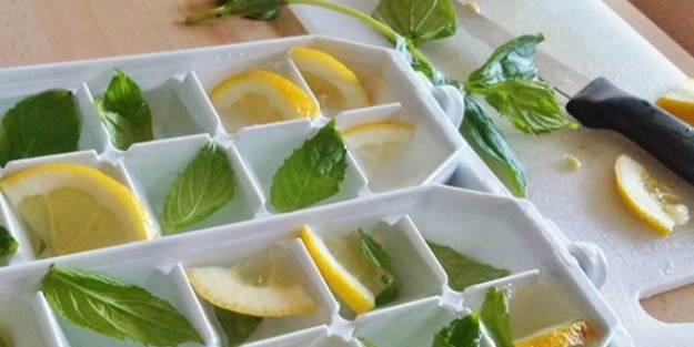 Dondurulmuş limonunun şaşırtıcı faydaları!