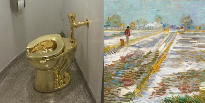 Van Gogh'un tablosunu isteyen Trump'a müzeden şok yanıt!