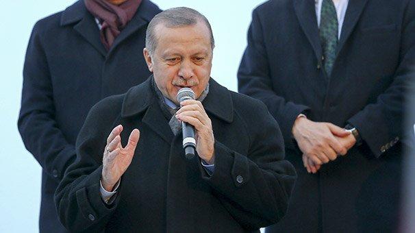 Cumhurbaşkanı Erdoğan: ÖSO ile Mehmedim birlikte yürüyor