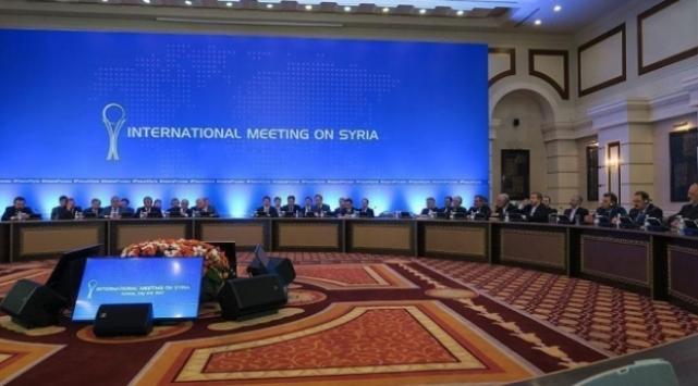Suriye'nin kader toplantısı