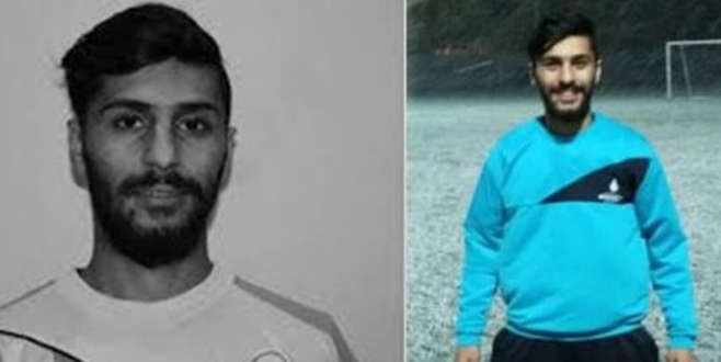Kavgayı ayırmaya çalışan futbolcu öldürüldü