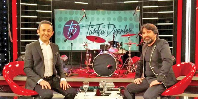 Türkülerlerle dolu bir gece