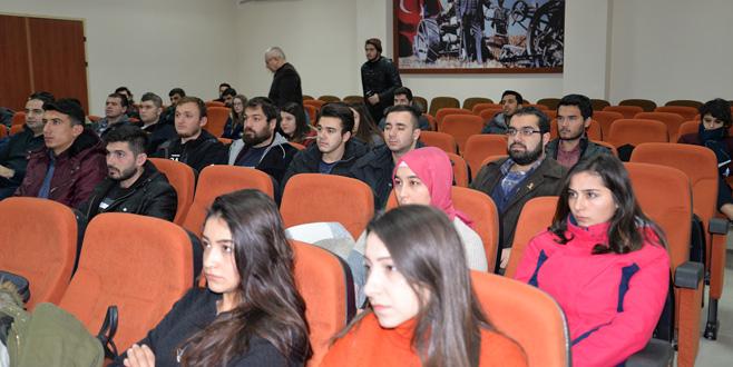 Uludağ Üniversitesi'nde 'organik tarım' eğitimi